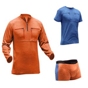 Skin-Dry Functional Clothing