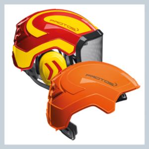 Protos® Integral Industry & Arborist Helmets, by Pfanner