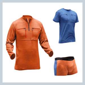 Skin-Dry Functional Clothing